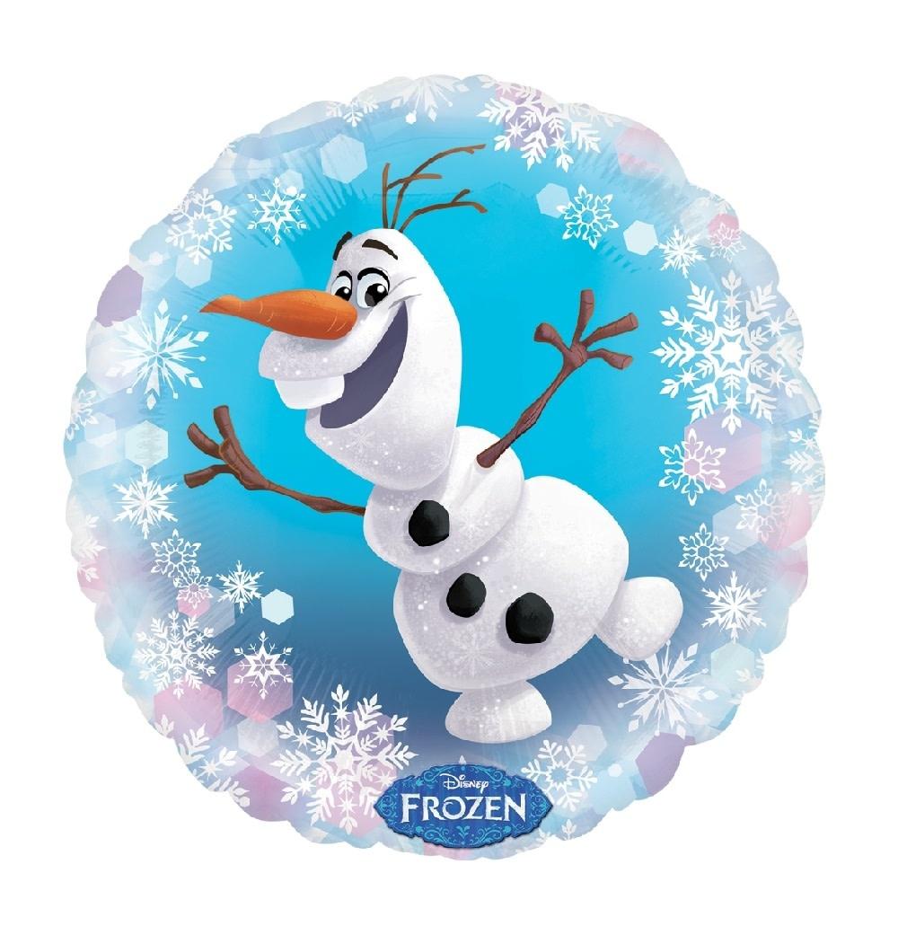 """18"""" Mylar """"Olaf"""" - #120"""