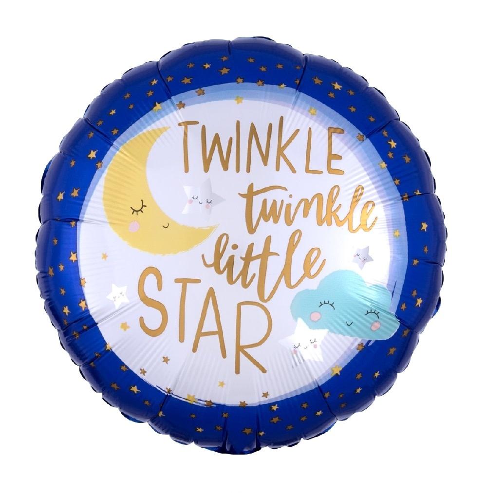 """18"""" Mylar """"Twinkle Twinkle Little Star"""" - #243"""