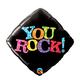 "18"" Mylar ""You Rock"" - #166"