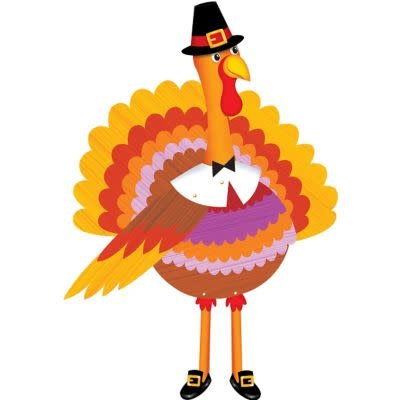 Jointed Turkey Cutout