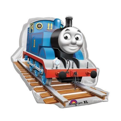 """29"""" Thomas the Tank Mylar Balloon"""