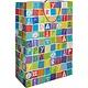 Jumbo Gift Bag - Checkerboard Birthday
