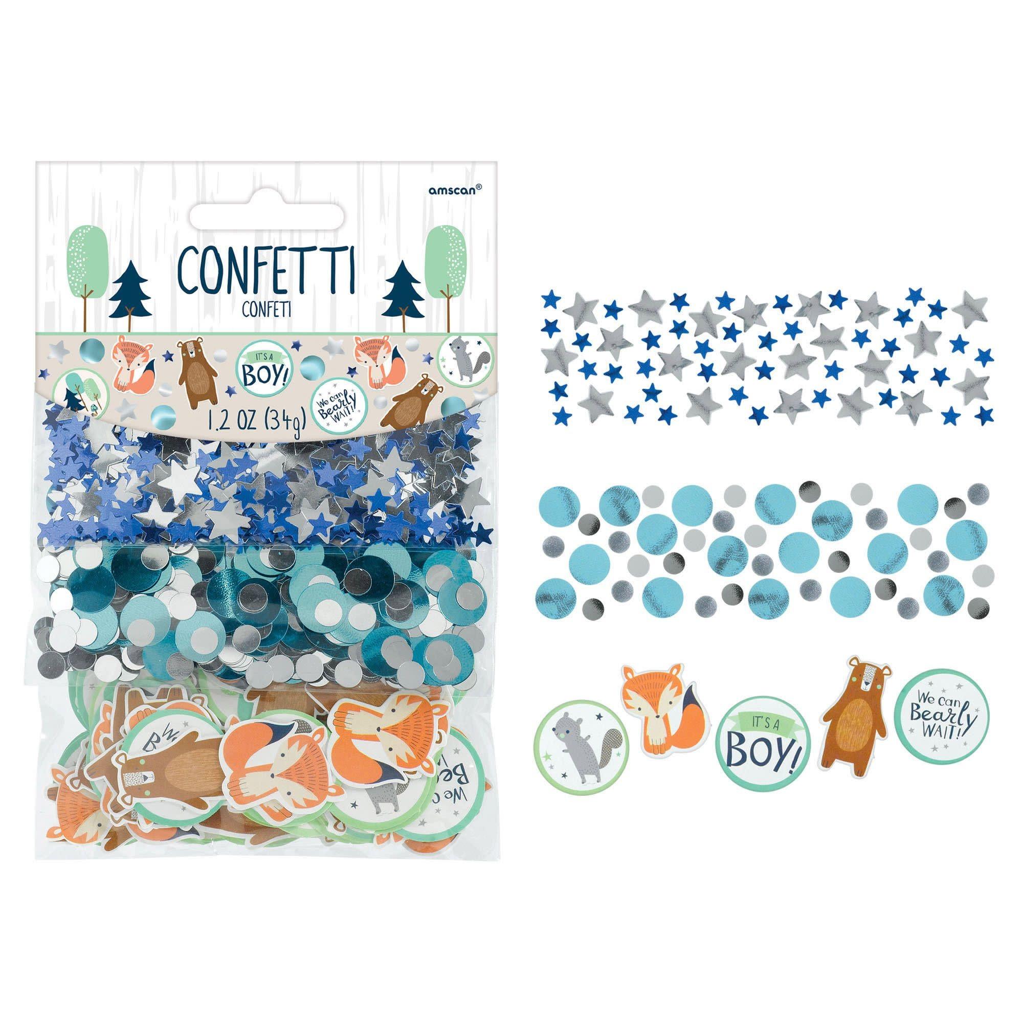Bear-Ly Wait Value Confetti Pack
