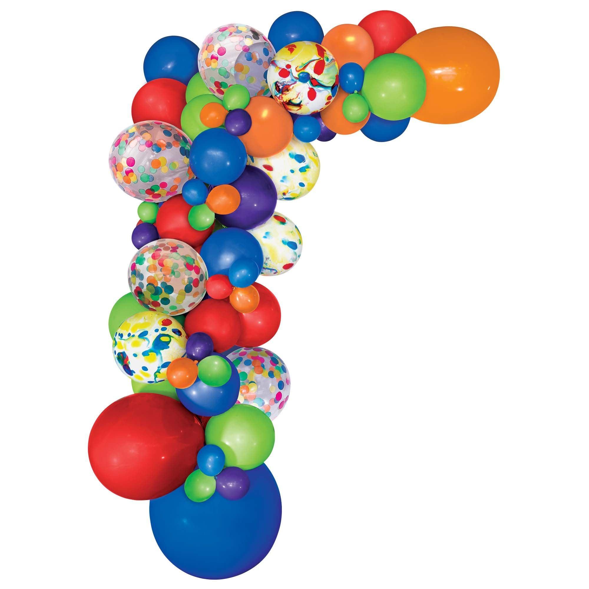 DIY Balloon Garland Kit- Multi Primary