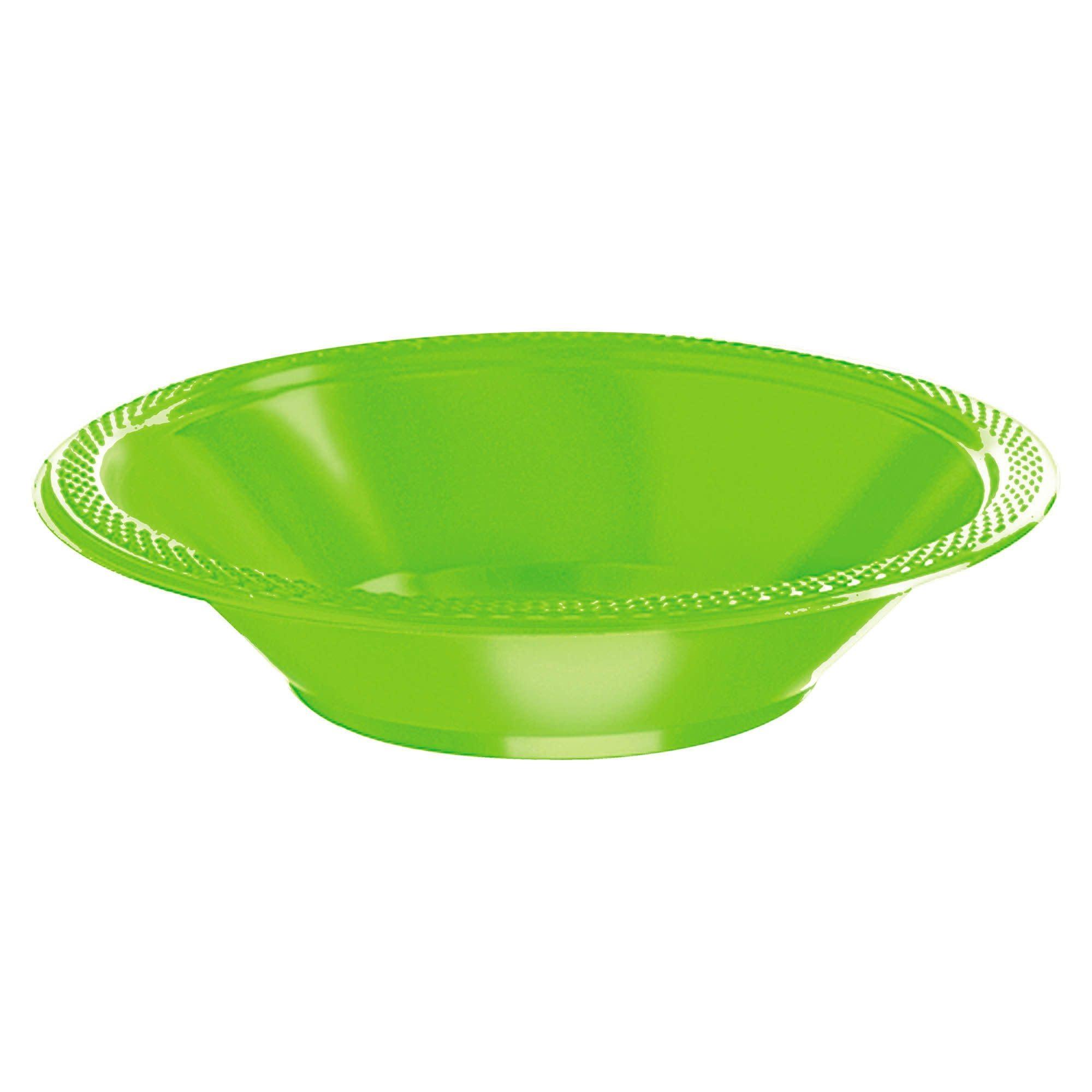 Kiwi Plastic Bowls, 12oz.