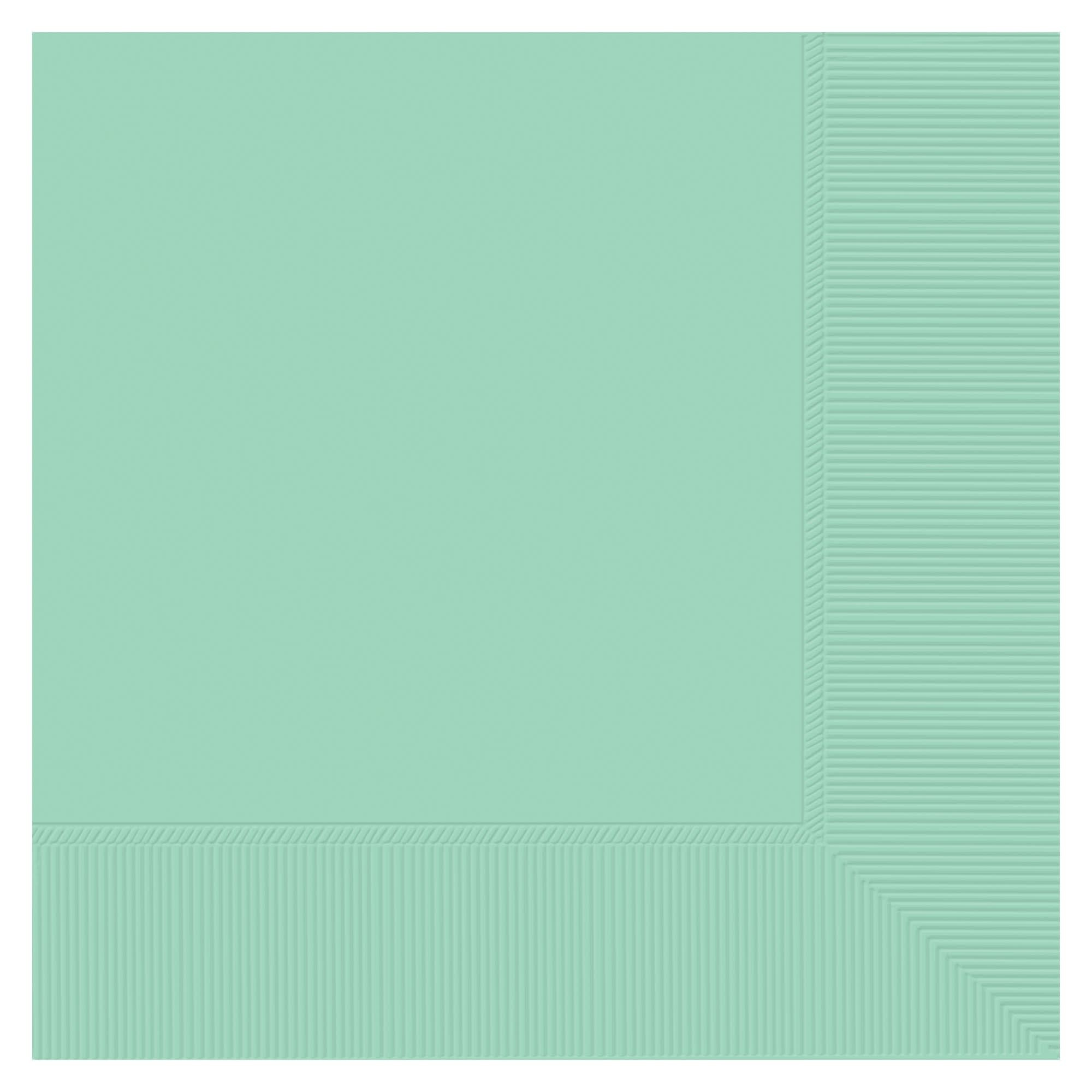 Cool Mint Luncheon 2-Ply Napkins
