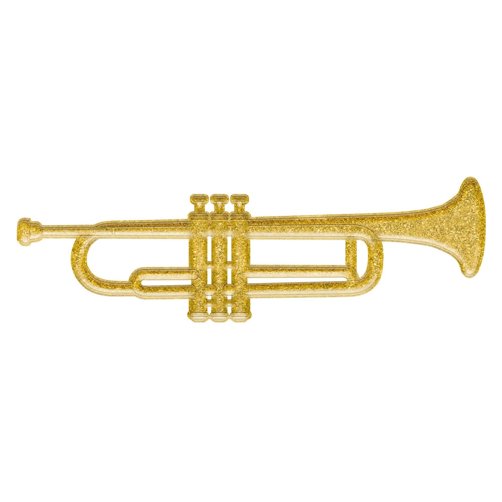 Trumpet 3-D Decoration