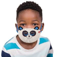 Ty Beanie Boo's Bamboo Face Mask