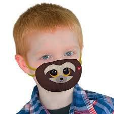 Ty Beanie Boo's Dangler Face Mask