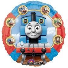 "18"" Mylar  Thomas The Tank  Engine - #144"