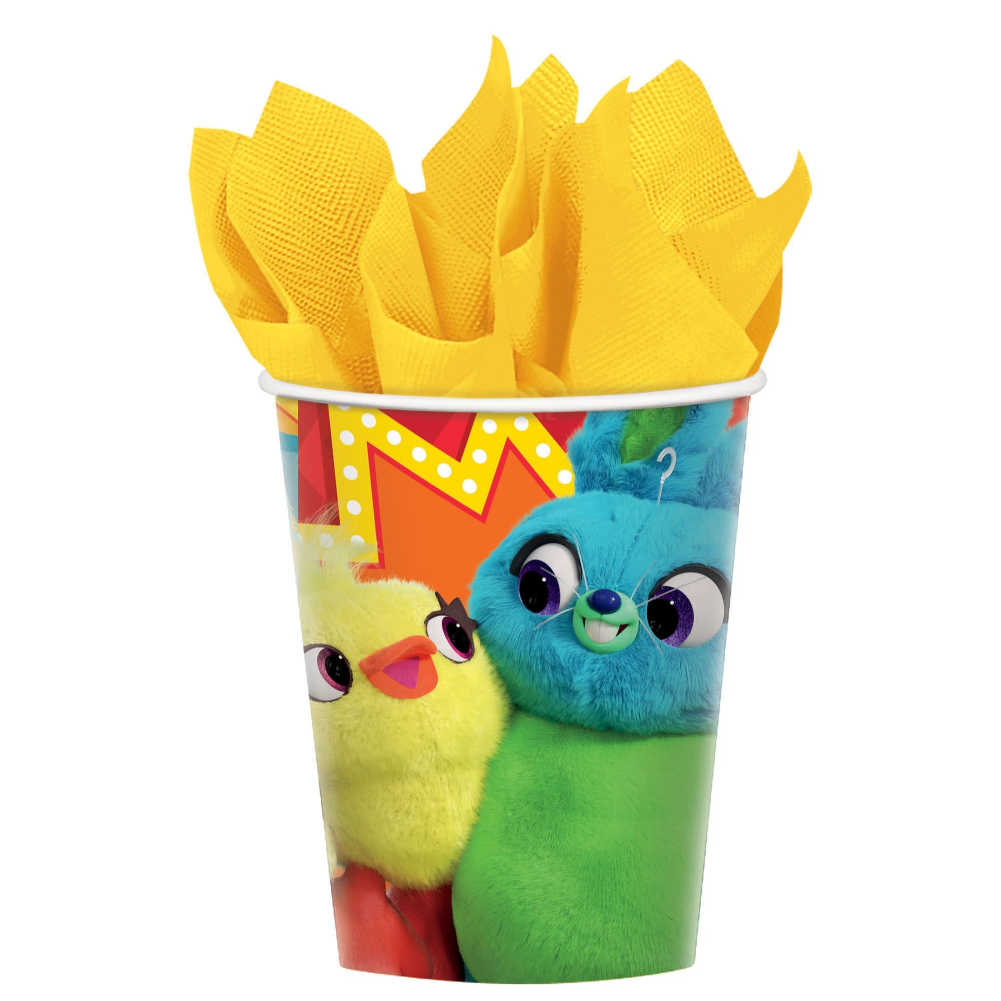 ©Disney/Pixar Toy Story 4 Cups, 9 Oz.