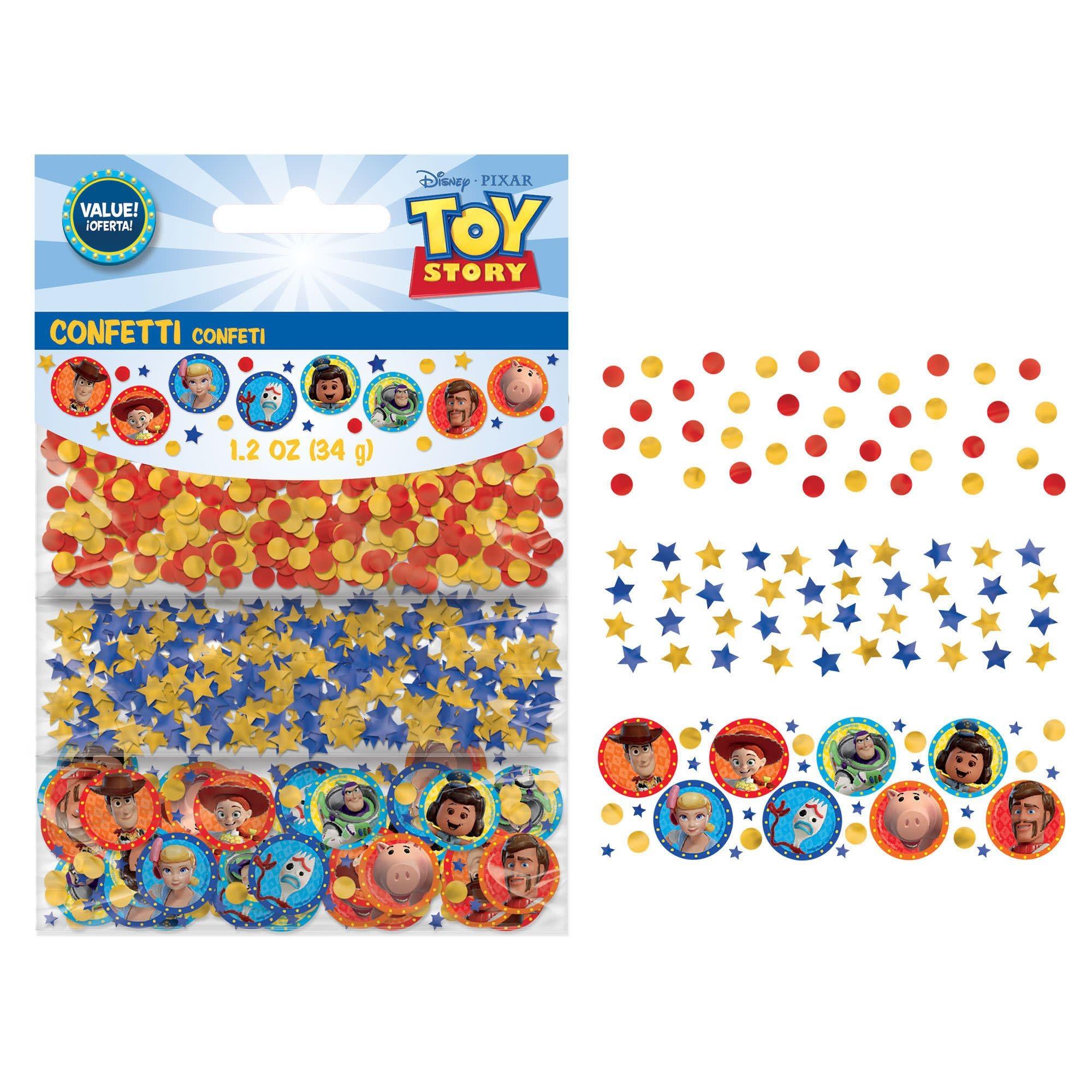 ©Disney/Pixar Toy Story 4 Value Confetti