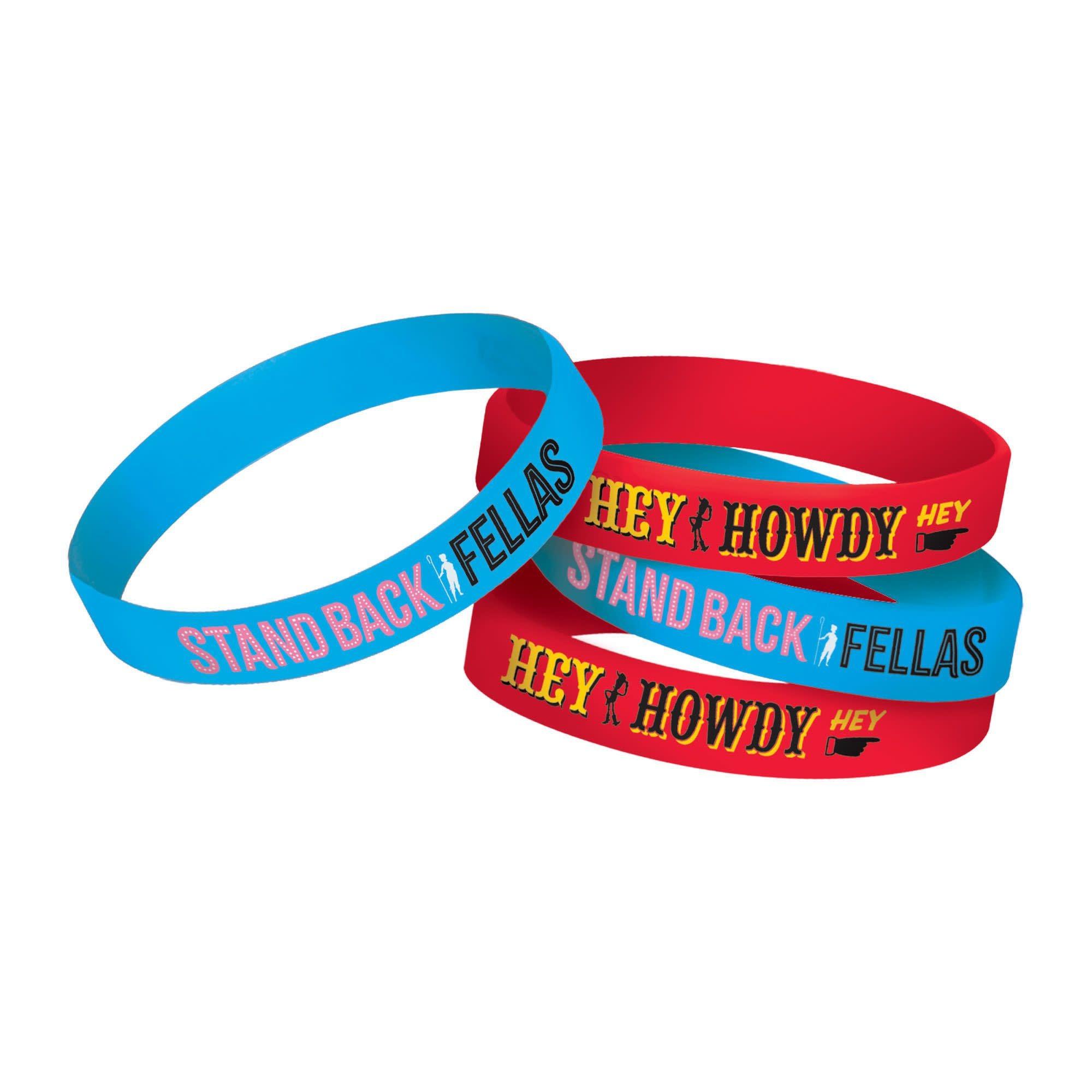 ©Disney/Pixar Toy Story 4 Rubber Bracelets
