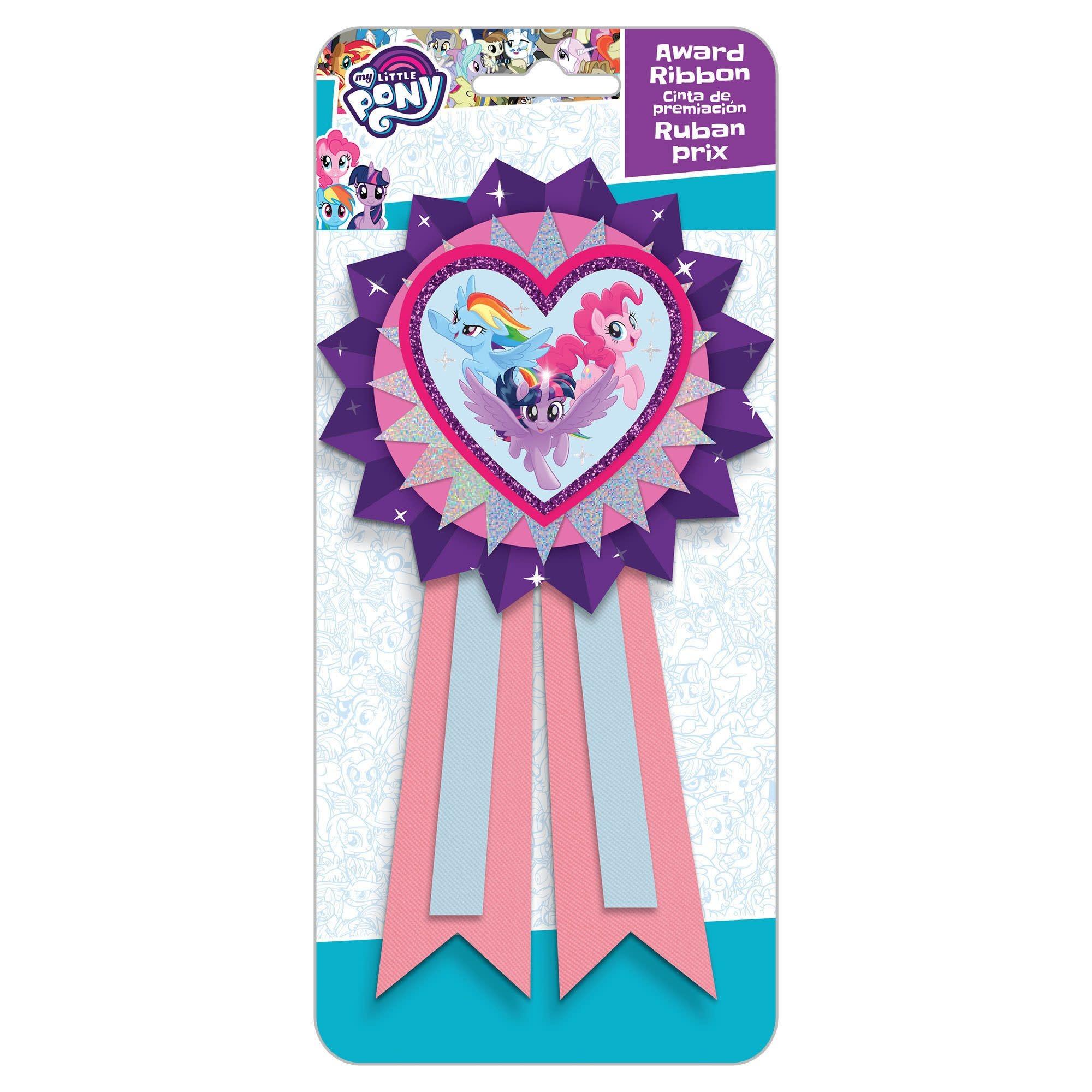 My Little Pony Friendship Adventures™ Award Ribbon
