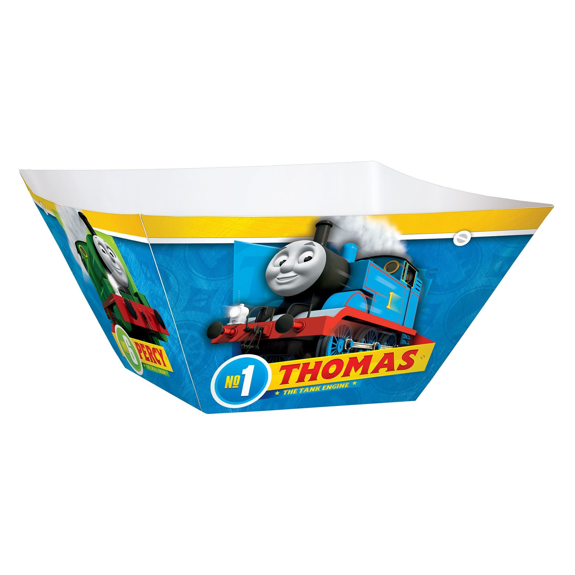 Thomas All Aboard Paper Bowls