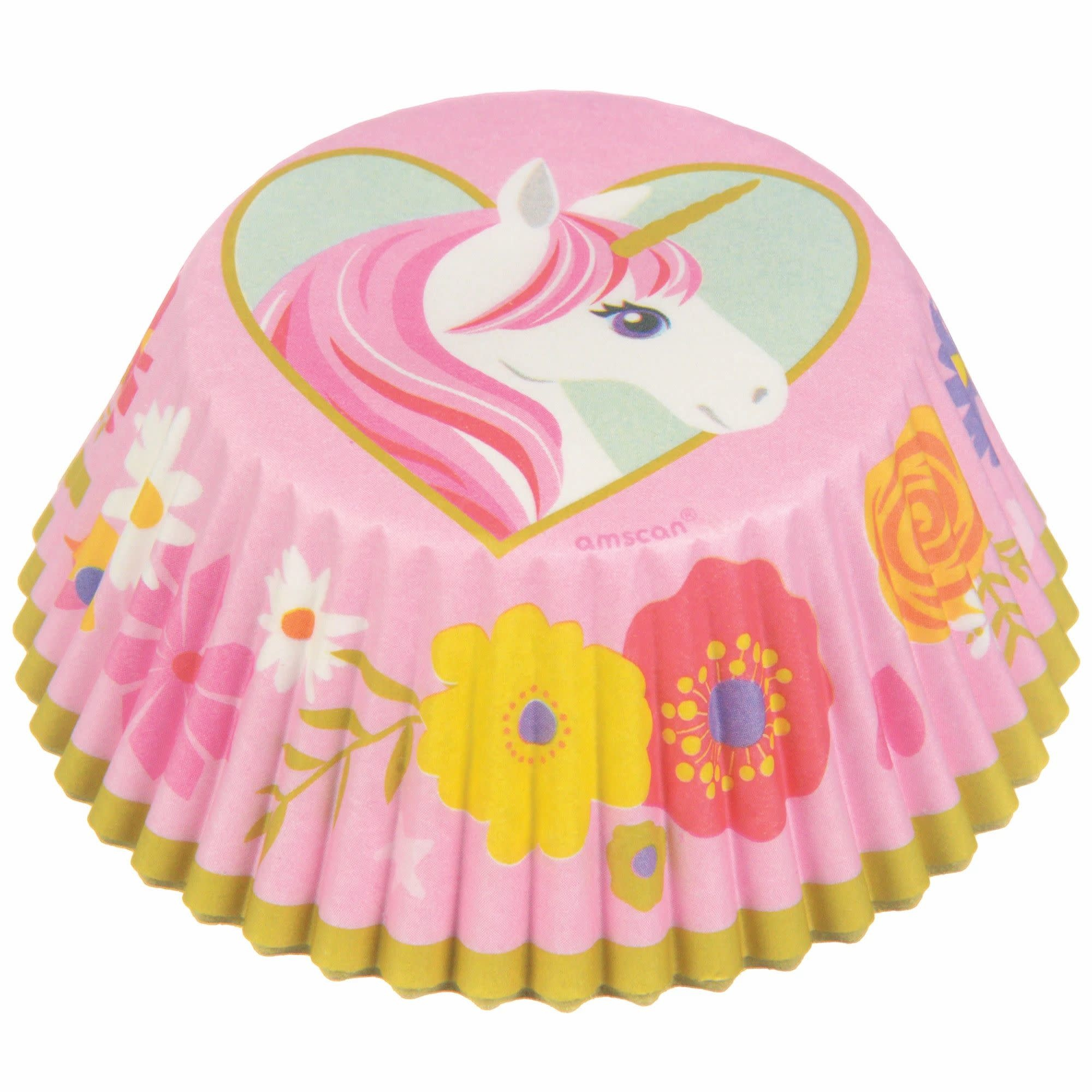 Magical Unicorn Cupcake Cases
