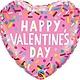 """18"""" Valentines Sprinkles"""