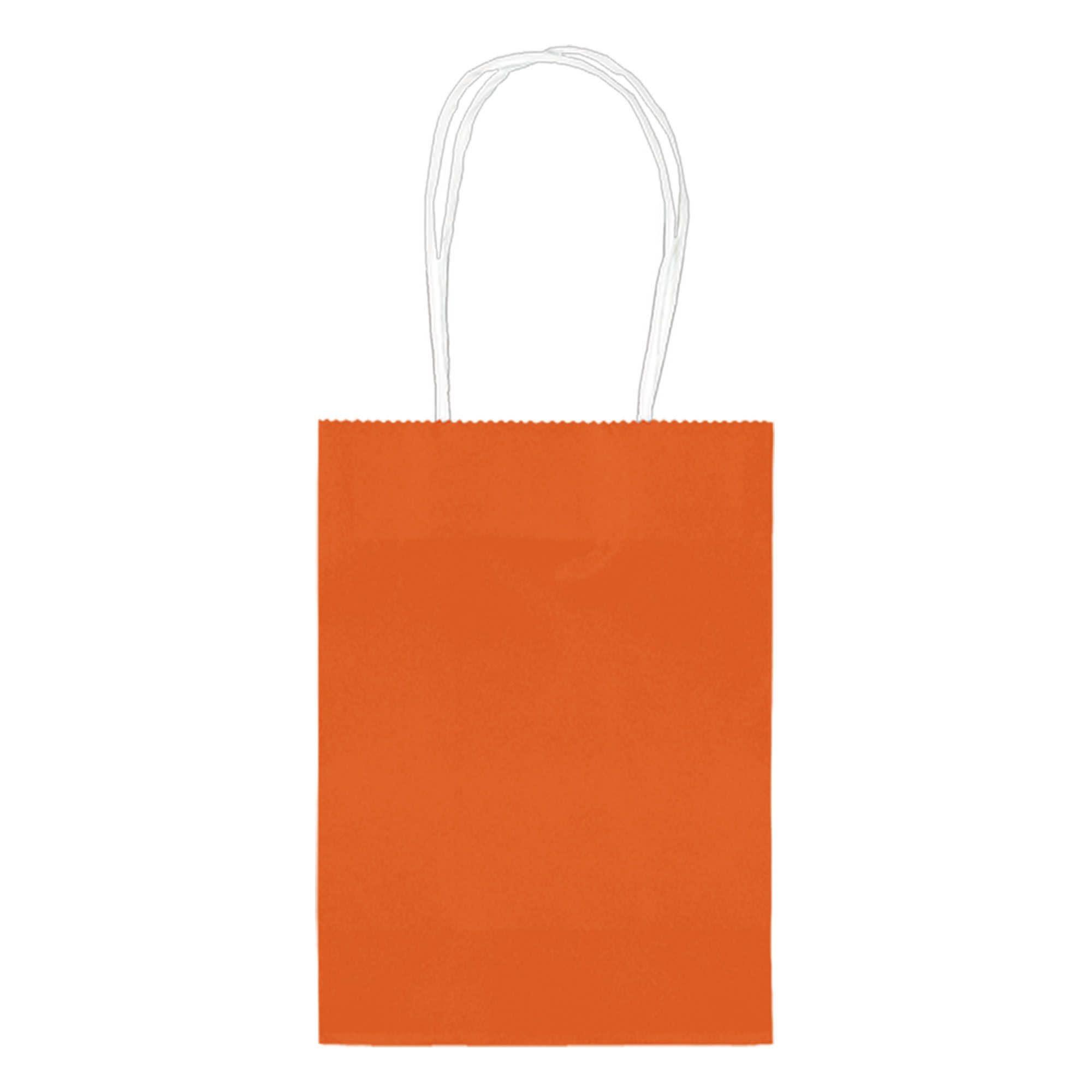 "5"" Kraft Bag - Orange"