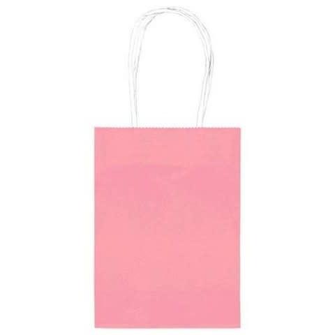 "5"" Kraft Bag - New Pink"