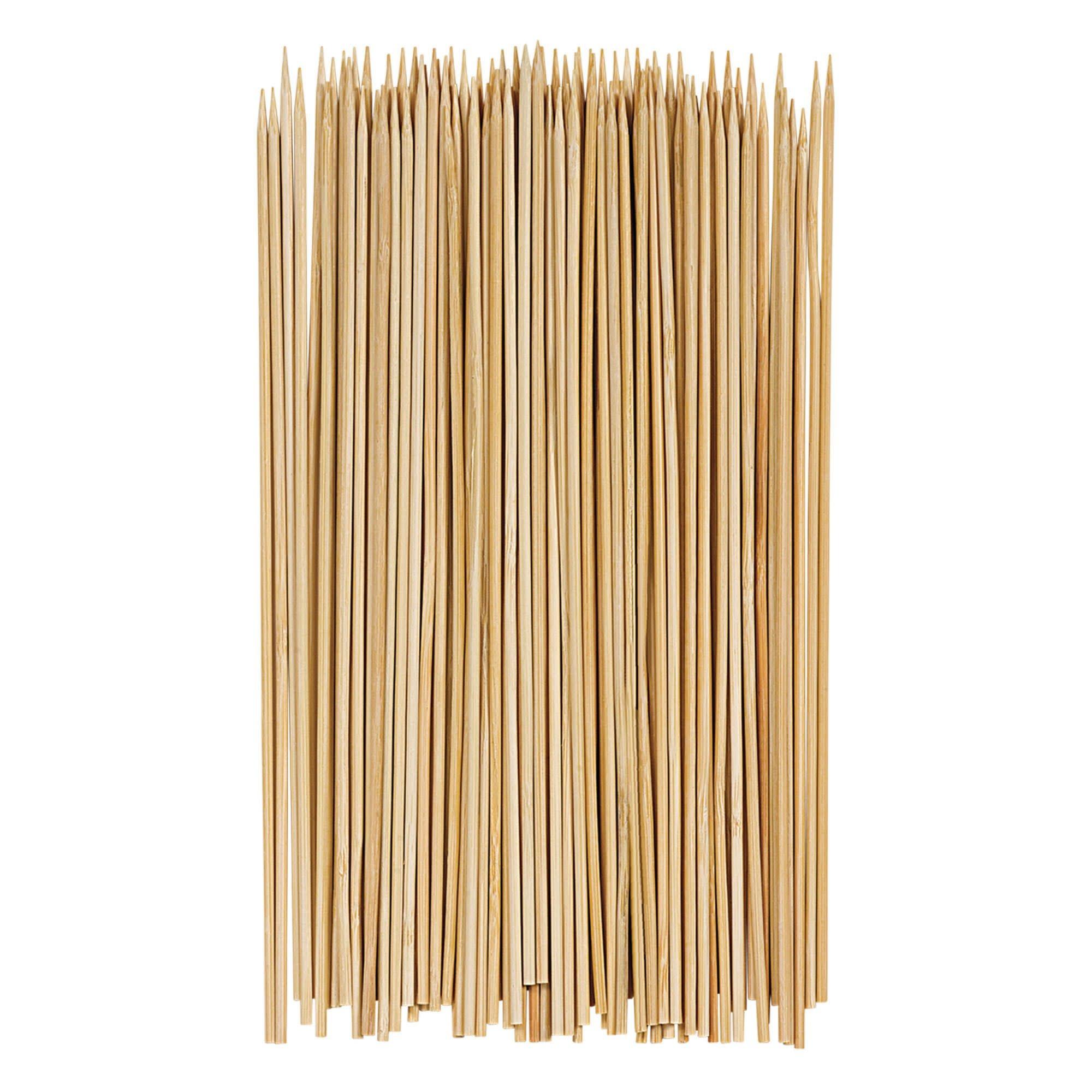 """Bamboo Skewers 8""""- 100 Per Package"""