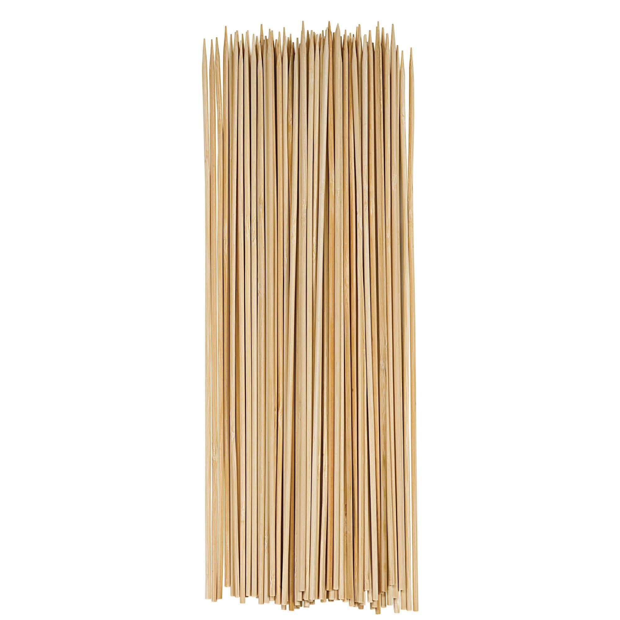 """Bamboo Skewers 12"""" - 100 Per Package"""