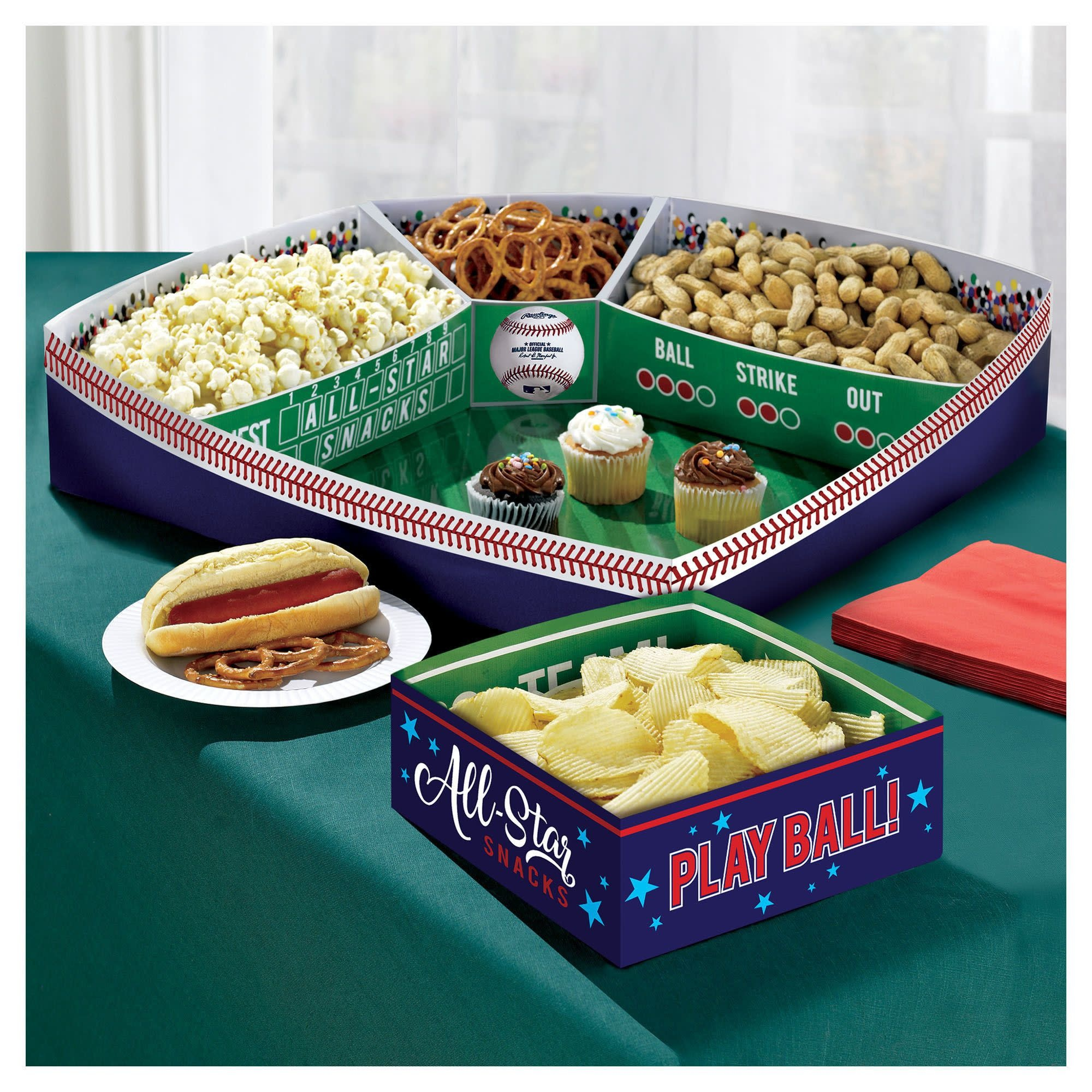 Rawlings™ Baseball Snack Stadium