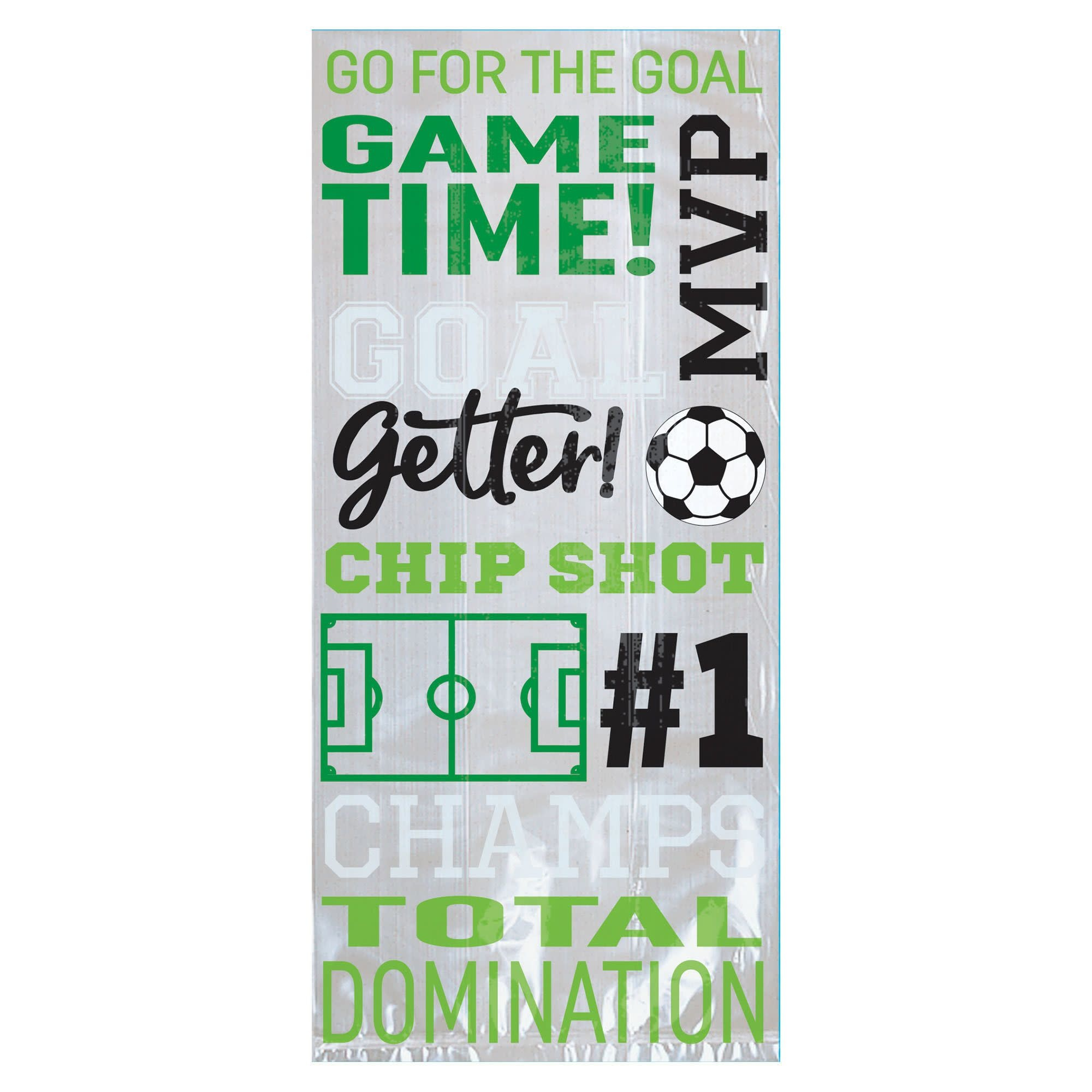 Goal Getter Large Party Bags