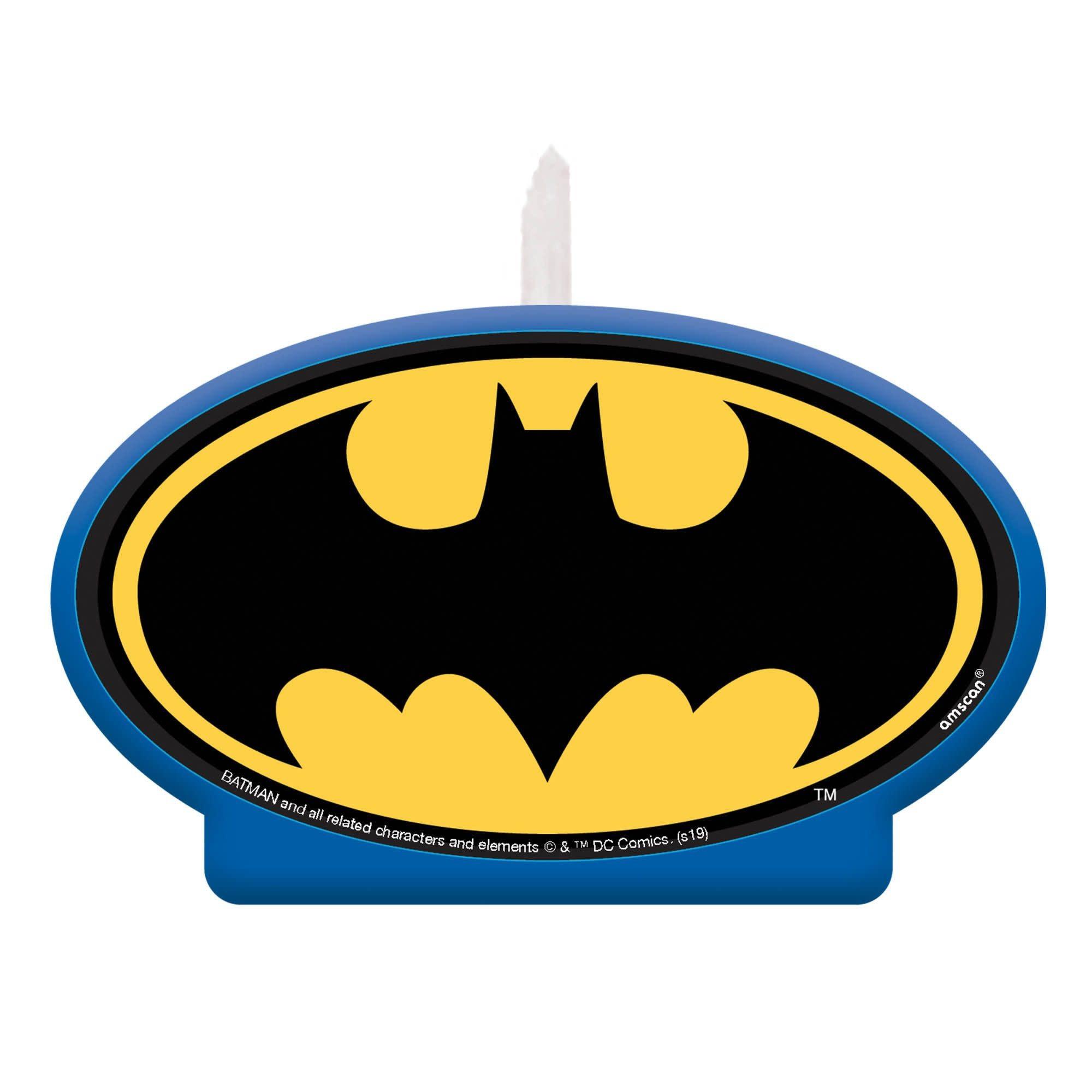 Batman™ Heroes Unite Birthday Candle