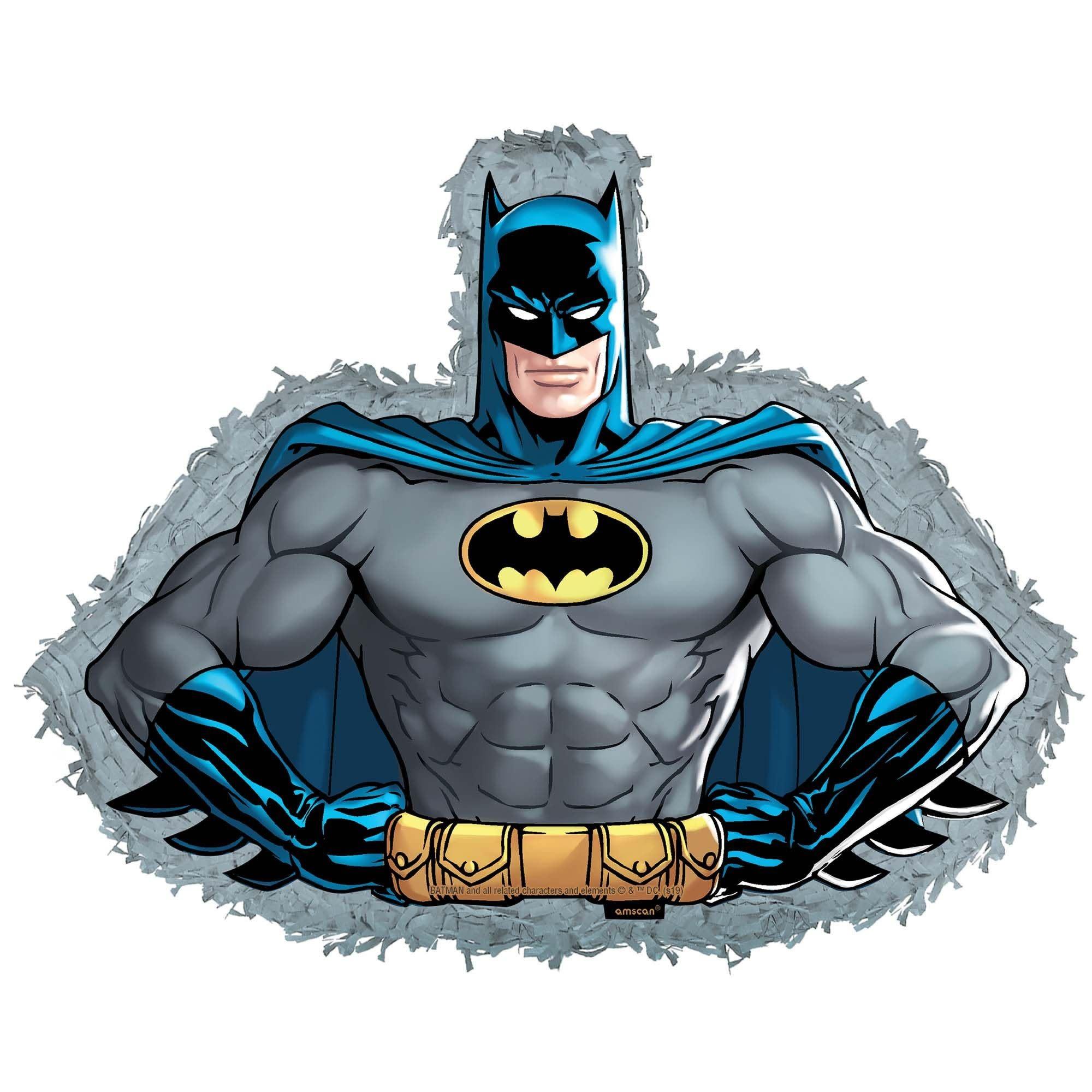 Batman™ Heroes Unite Mini Pinata Decoration