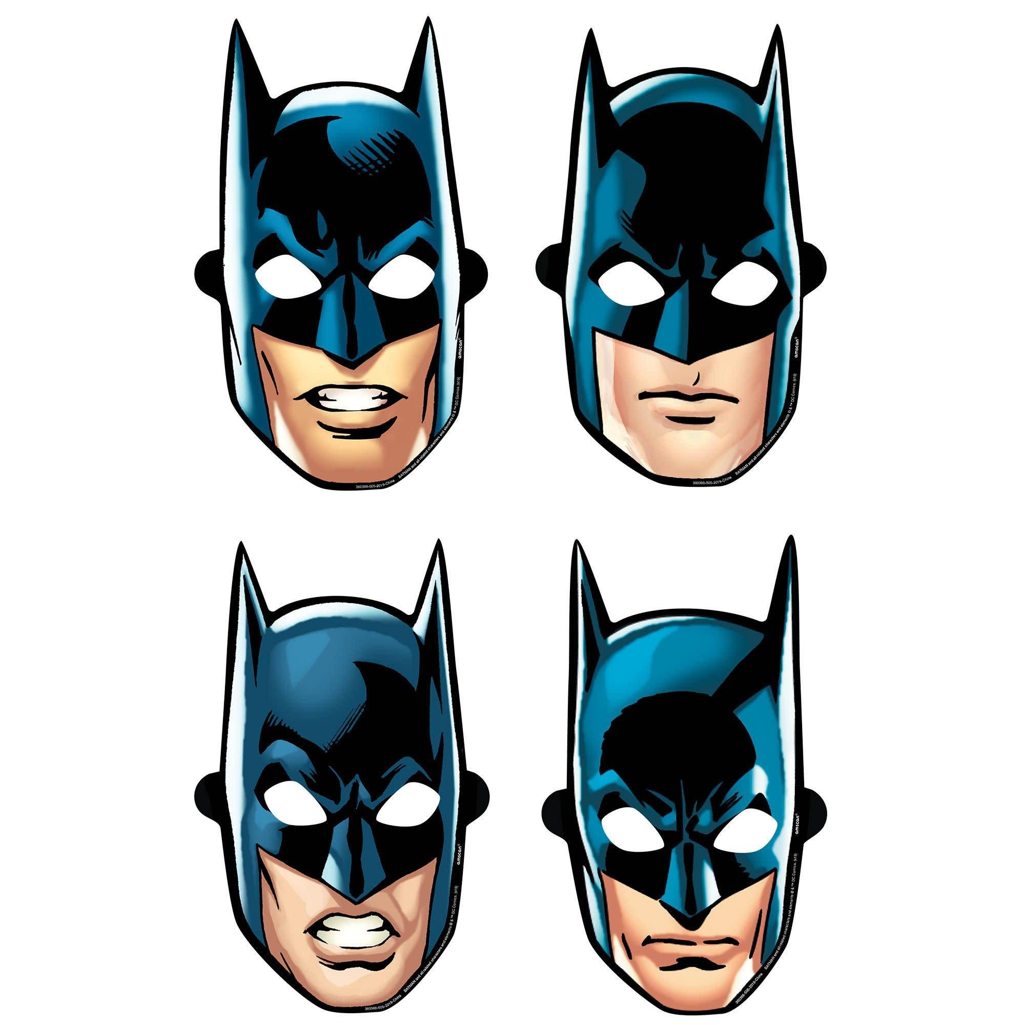 Batman™ Heroes Unite Paper Masks