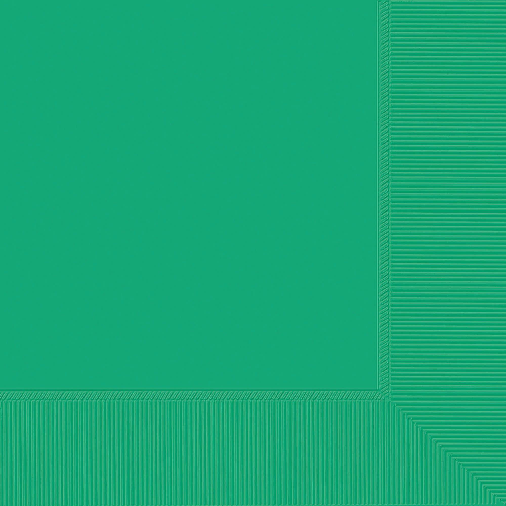 Beverage Napkins, Mid Ct. - Festive Green