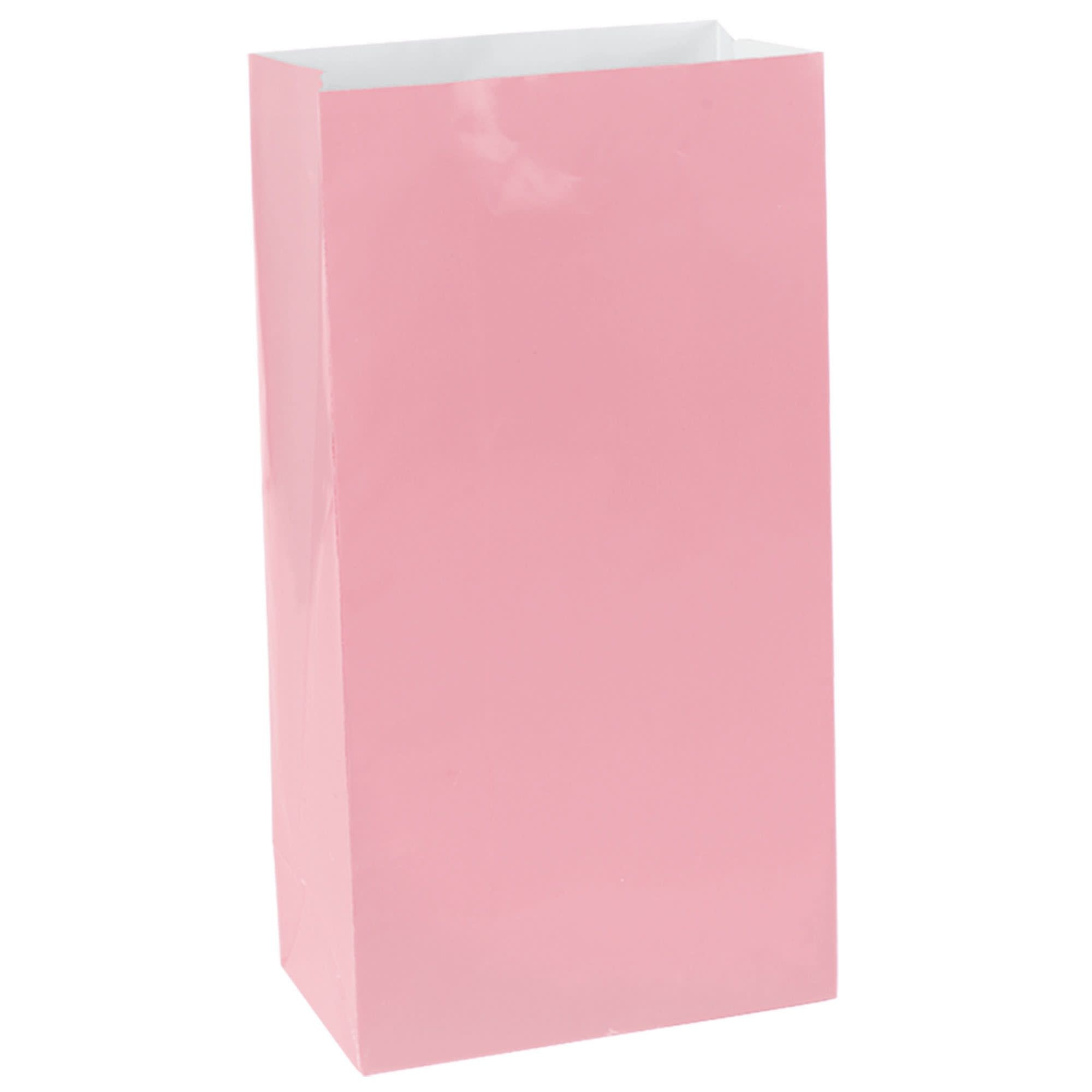 Mini Paper Bag - New Pink
