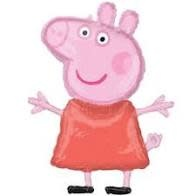 "Peppa Pig Mylar Balloon - 33"""