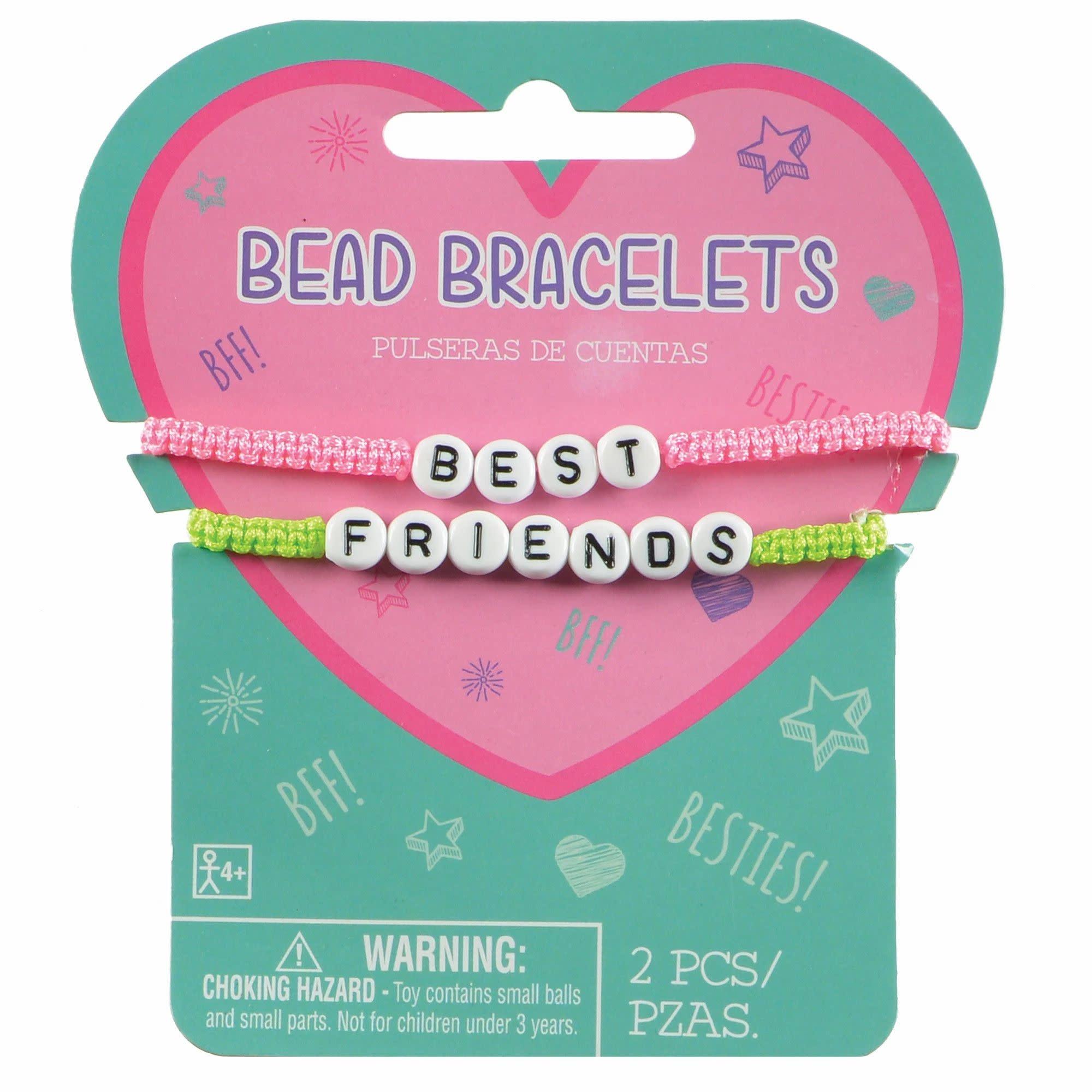 BFF Bead Bracelets
