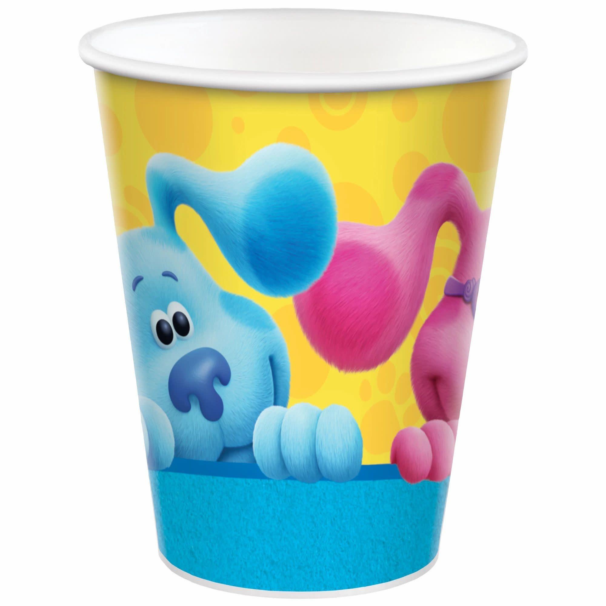 Blues Clues Cups, 9 Oz.