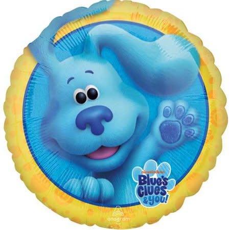 "18"" Mylar Balloon Blues Clues"