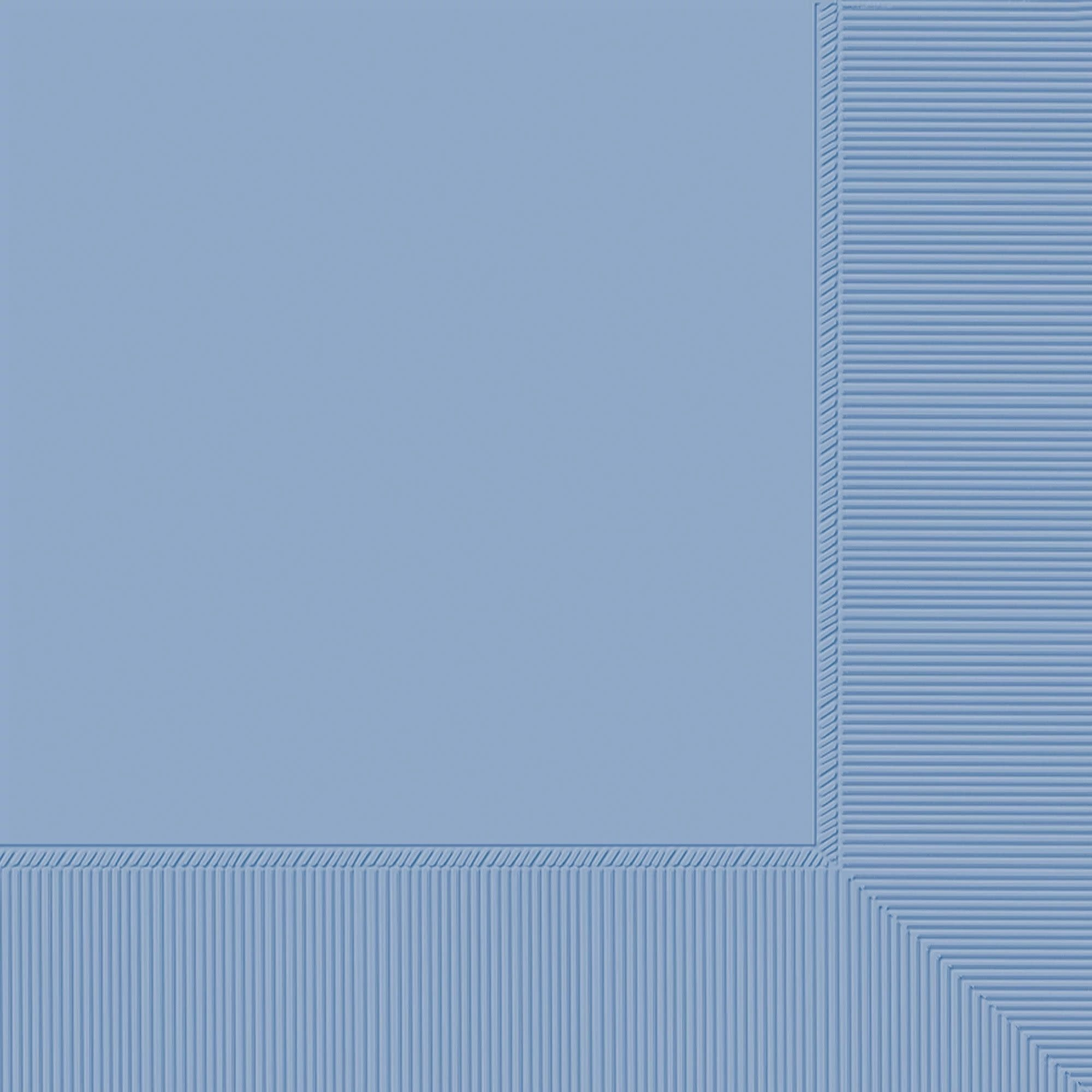 Beverage Napkins, Mid Ct. - Pastel Blue
