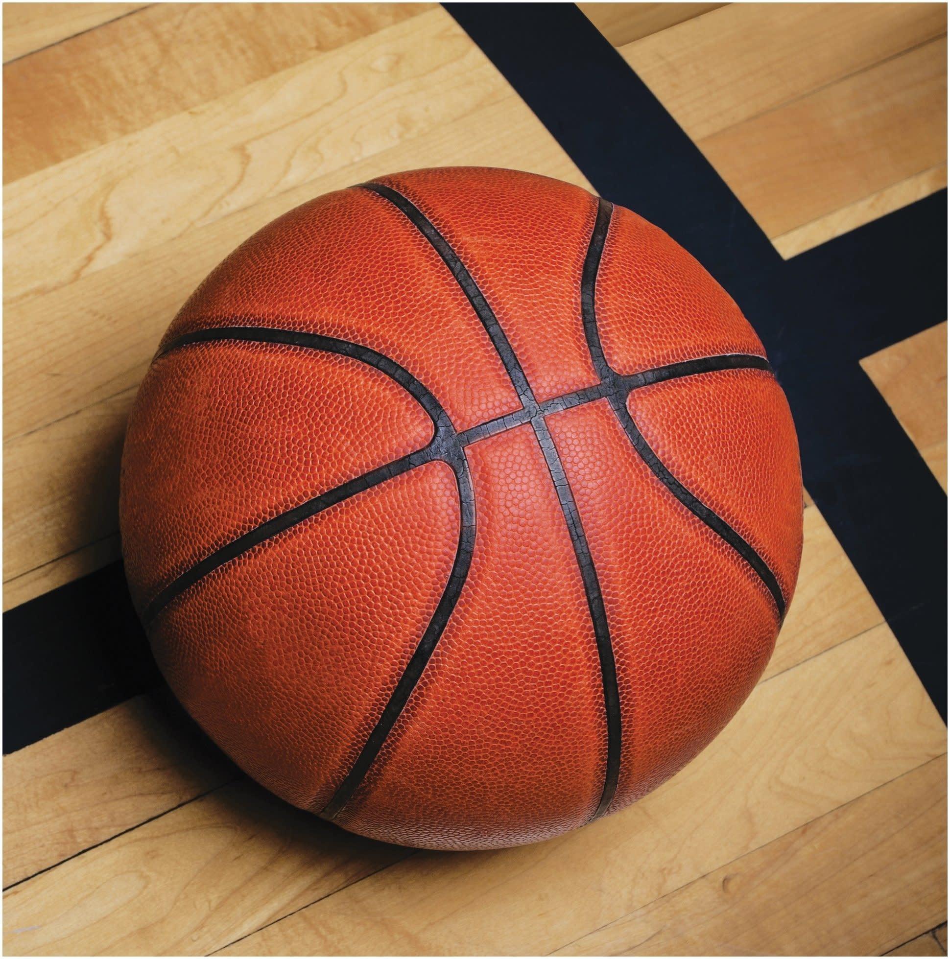 Basketball Luncheon Napkins