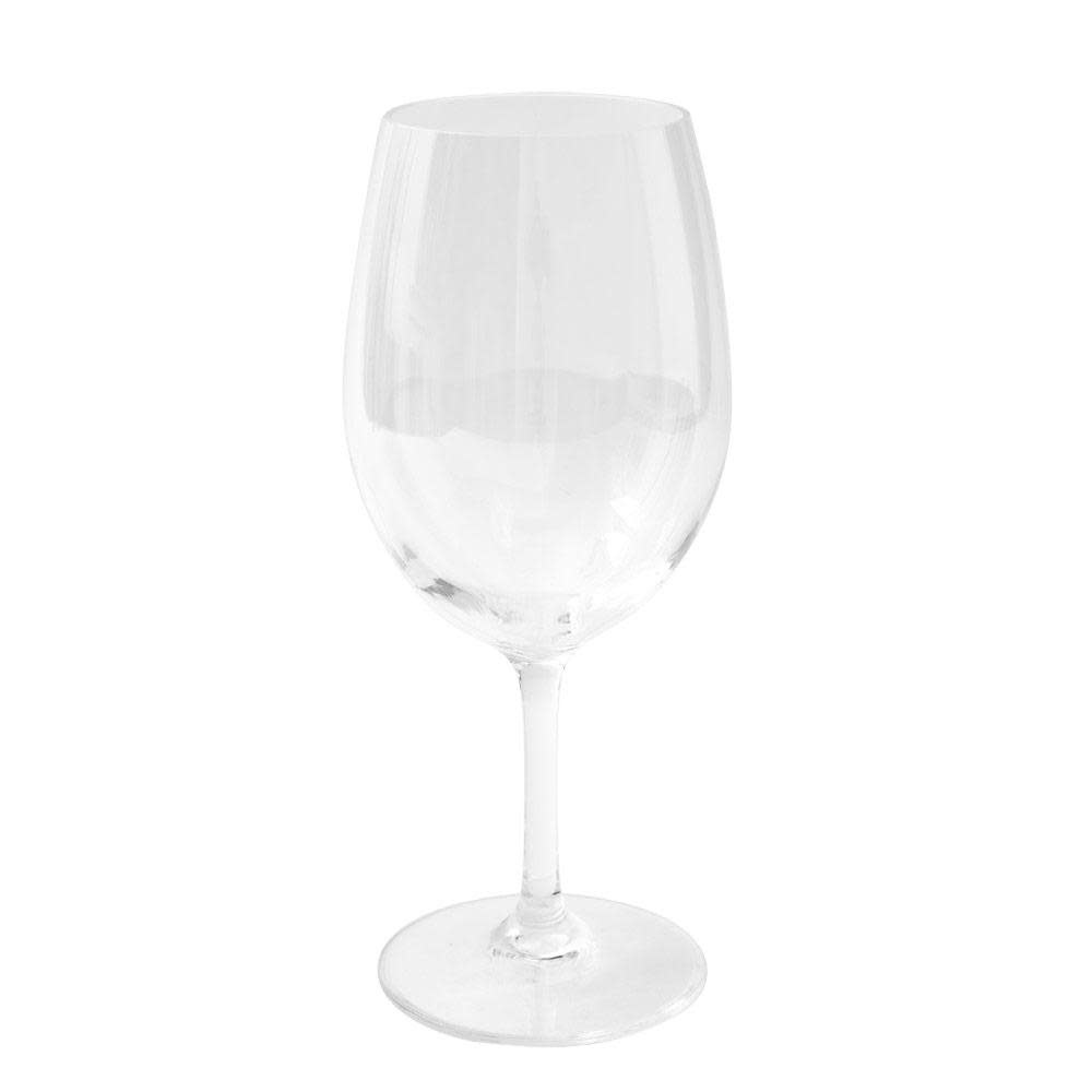 Acrylic 20.5oz Wine Glasses in Crystal Clear