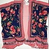 Ruffled Curvy Kimono