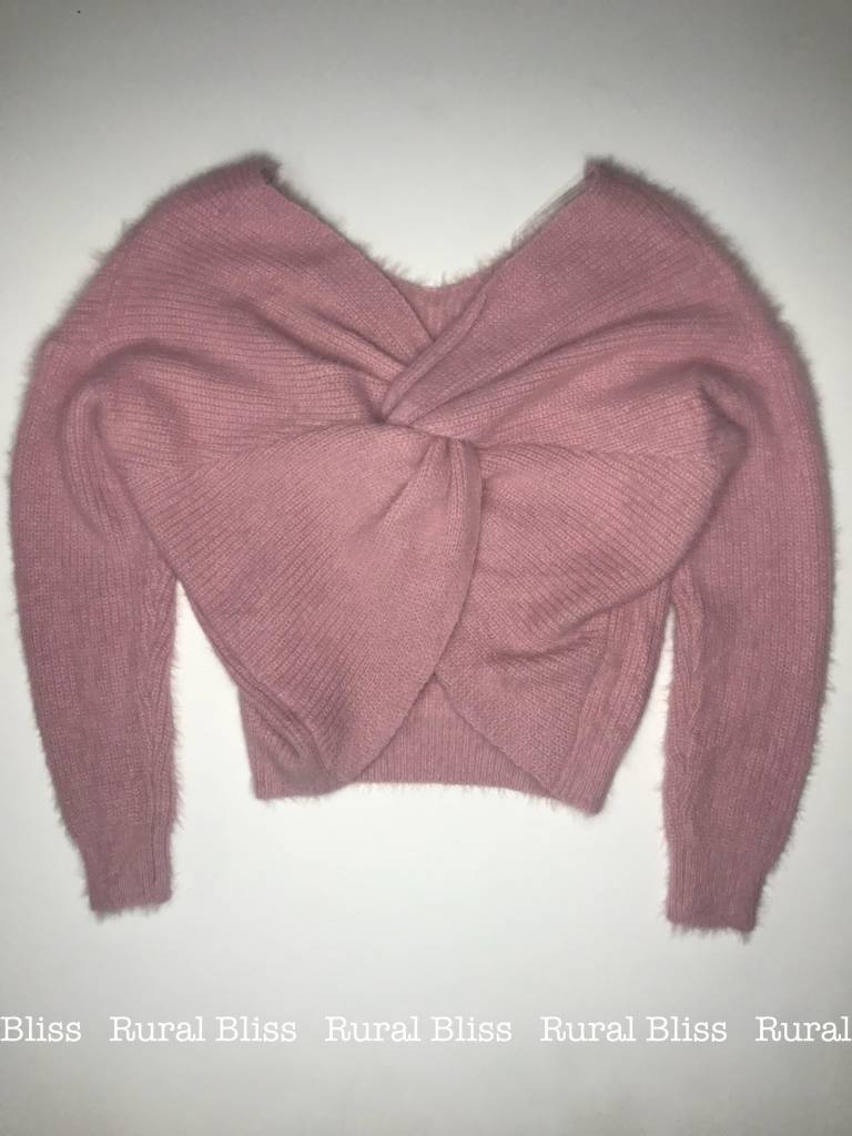 All Twisted Up Sweater