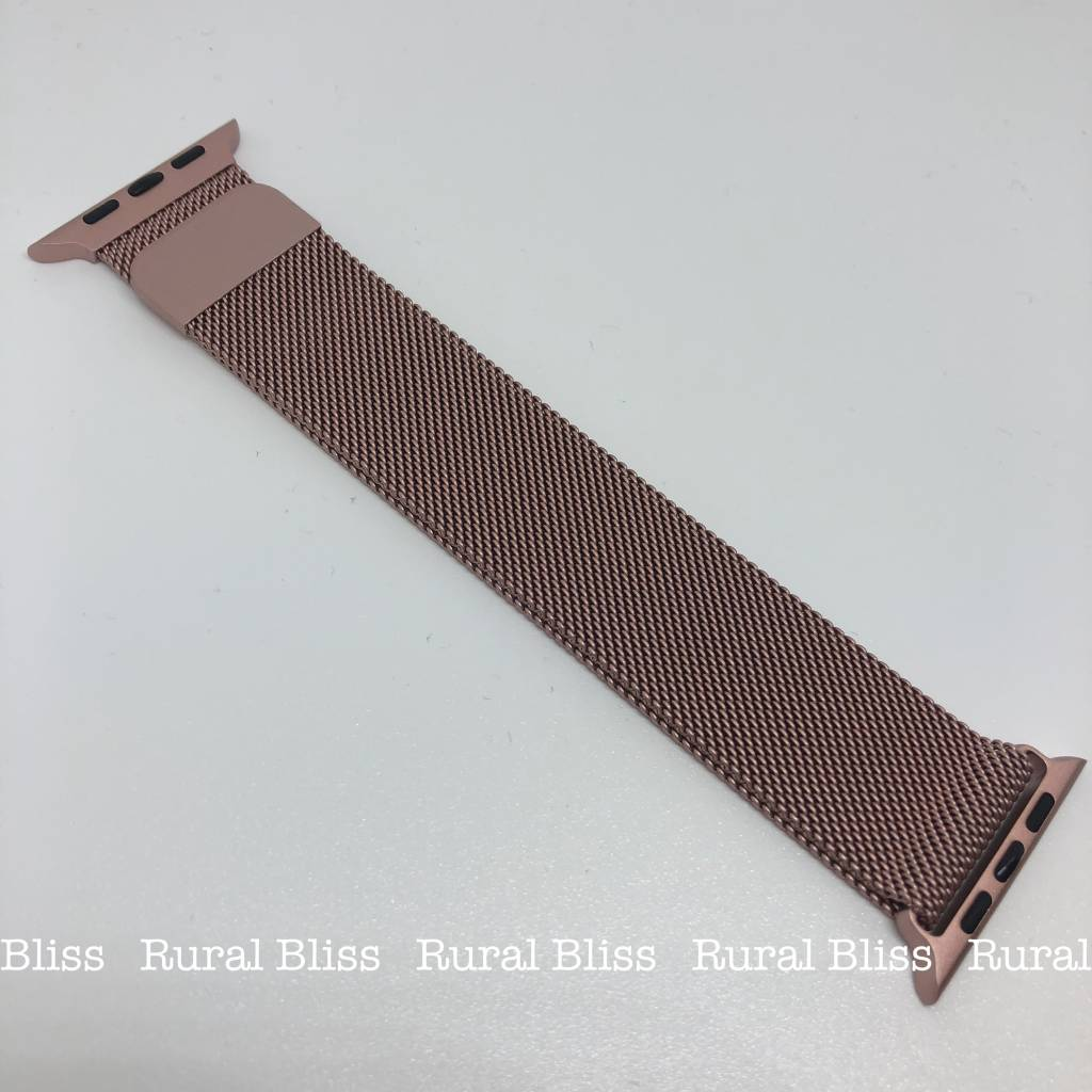 Watch Band 42 mm Rose Gold Magnetic