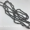 Must Have Mini Beaded Long Necklace Silver