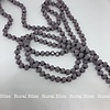 Must Have Big Beaded Long Necklace Lilac