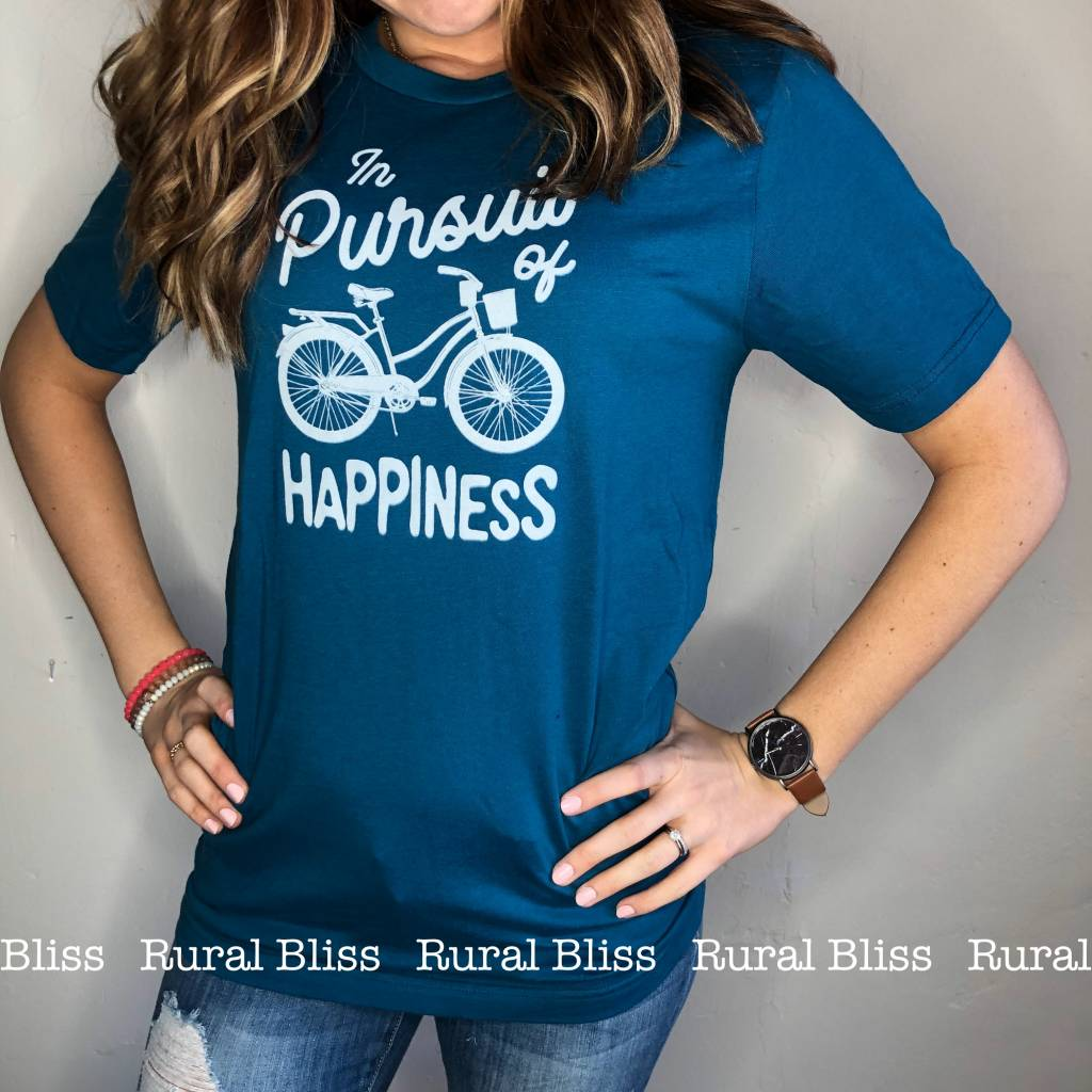 Pursuit of Happiness Graphic Tee
