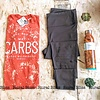 Carbs Graphic Tee