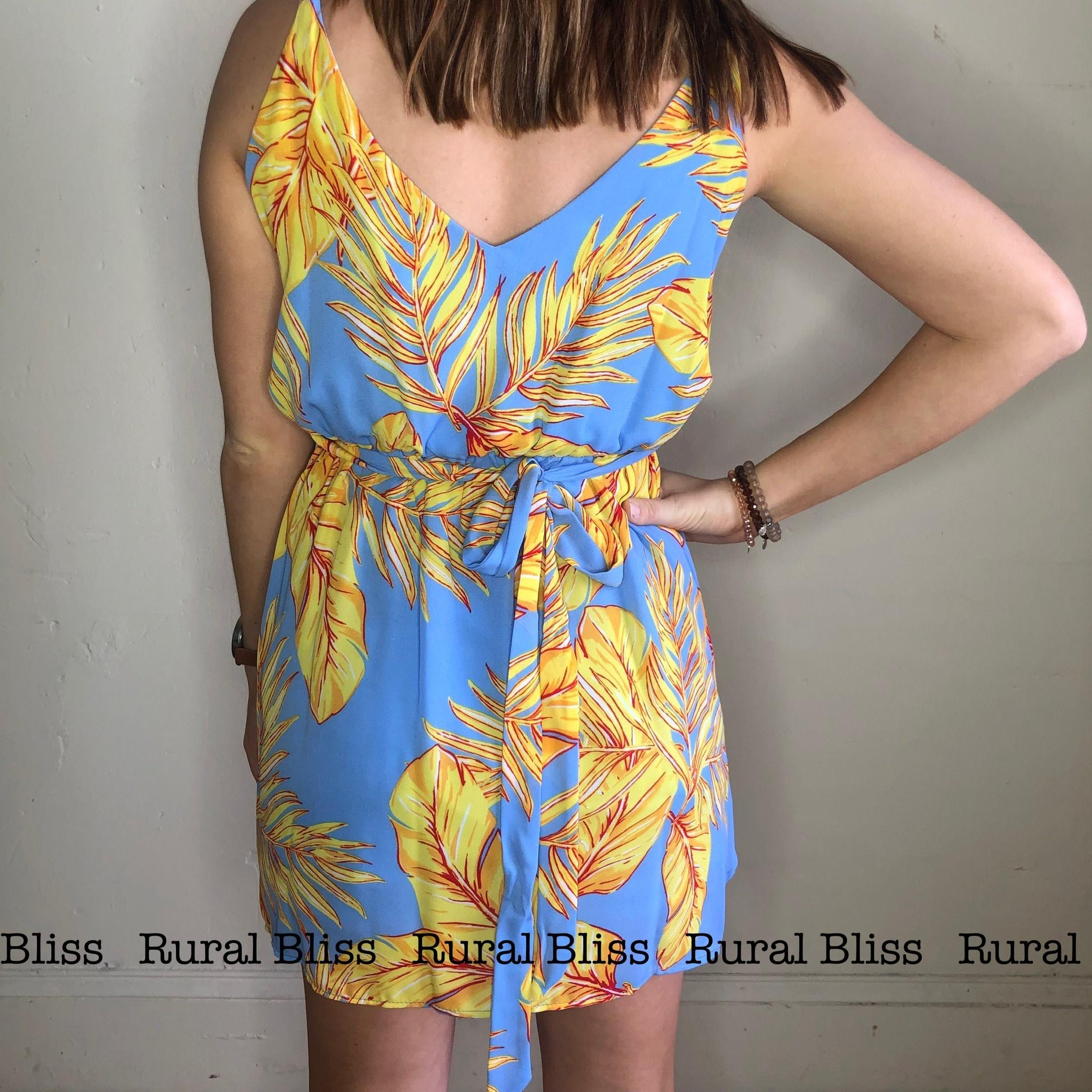 Tropic Babe Dress
