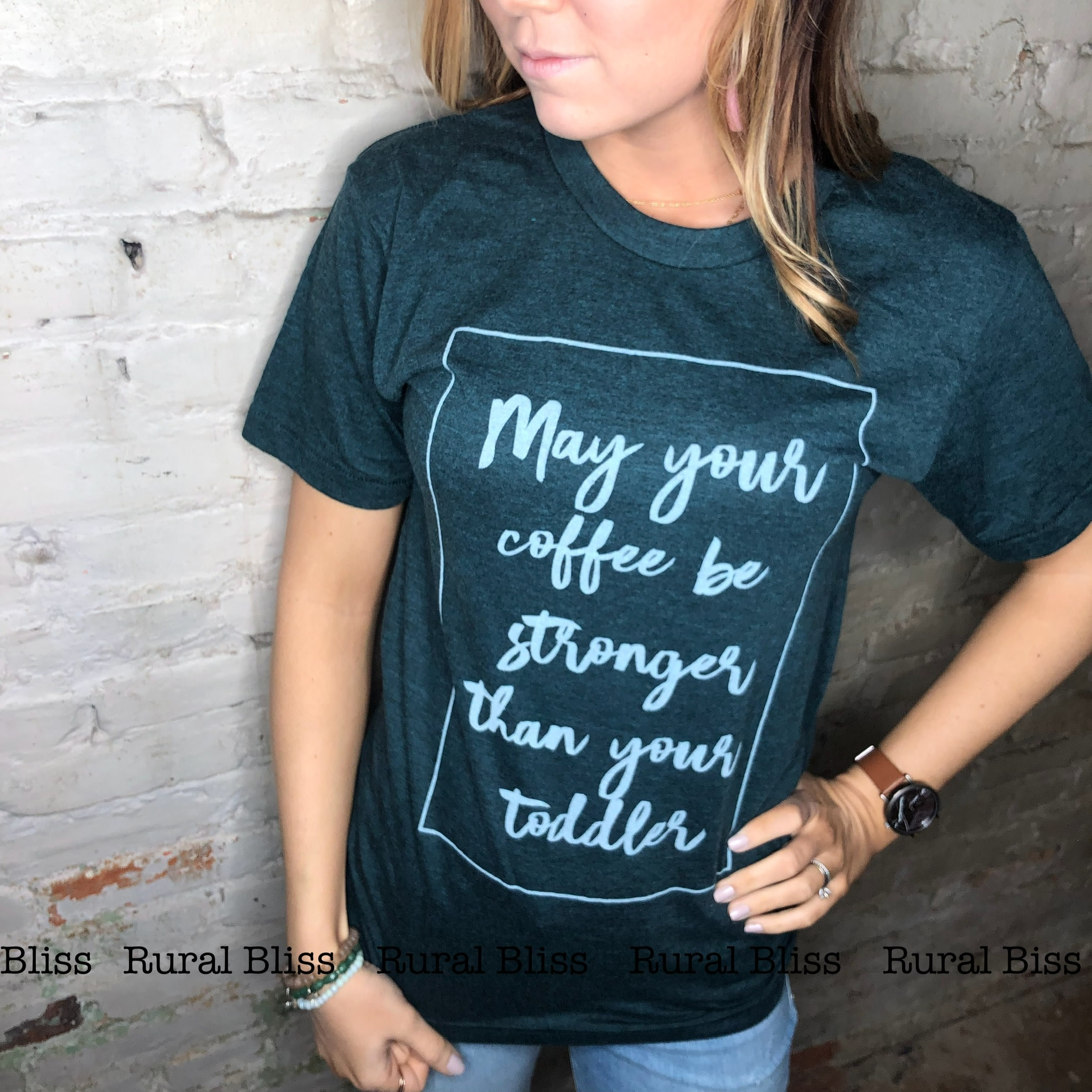 May Your Toddler Graphic Tee