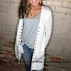 Not Your Grandma's Long Sleeve Duster Ivory