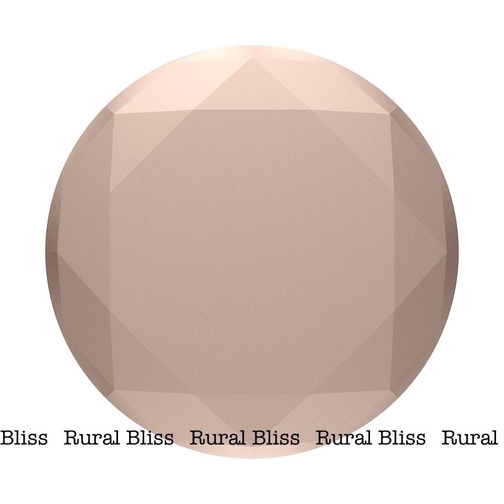 Popsocket: Rose Gold Metallic Diamond